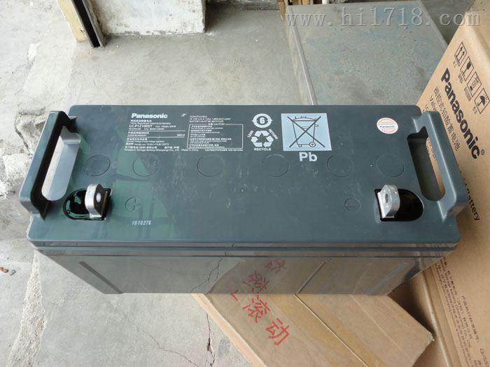松下蓄电池LC-P12100ST铅酸蓄电池报价