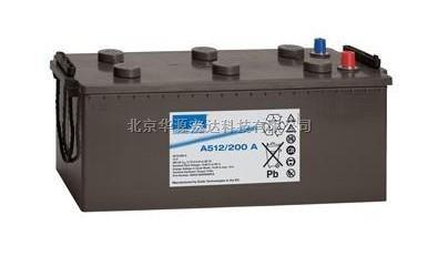 德国阳光蓄电池A512/200A报价