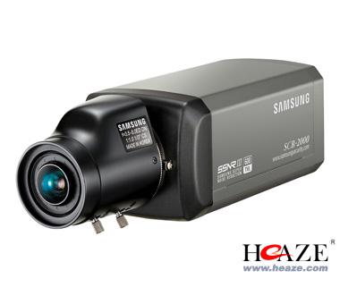 SCB-2000P 三星监控摄像机 三星高清日夜型枪式摄像机