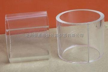 CA砂浆分离度模有机玻璃带割缝 型号/标准