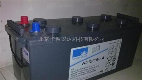 德国阳光蓄电池A412/100A报价/尺寸