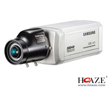 SDC-7340BCP 三星小型监控系统 三星700线高清防水红外摄像机