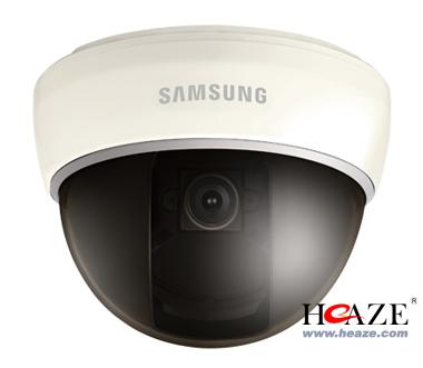 SCD-5030P 三星1280H高清定焦6mm模拟半球摄像机 三星模拟摄像机
