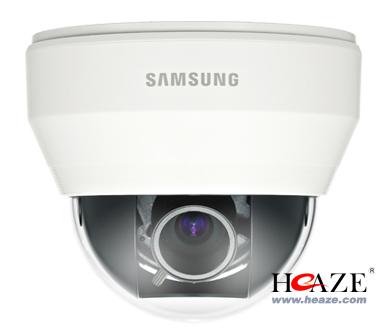 SCD-5082P 三星1280H高清手动变焦模拟半球摄像机 三星半球摄像机