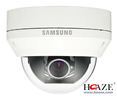 SCV-5085P 三星1280H高清宽动态电动变焦防暴半球摄像机