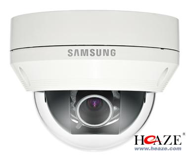 SCV-5082P 三星1280H高清手动变焦防暴半球摄像机 三星模拟摄像机