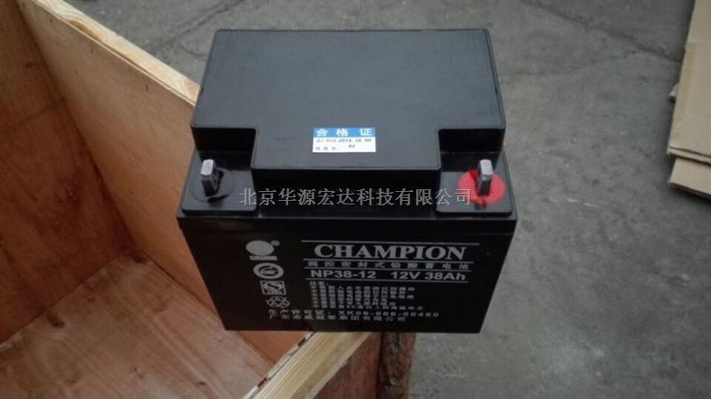 冠军蓄电池NP38-12报价