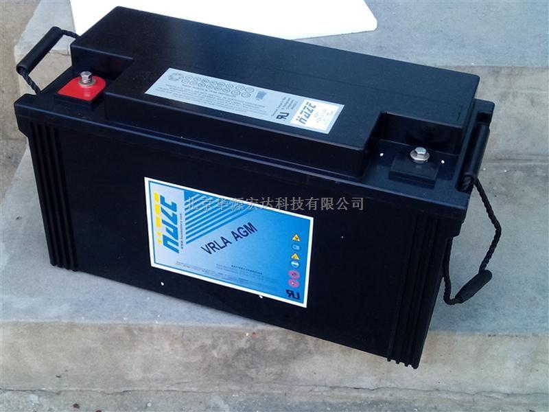 美国海志蓄电池HZB12-100报价