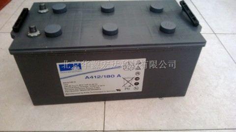 德国阳光蓄电池A412/180A报价