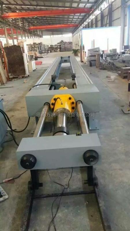 金属构件卧式拉力试验机WAL-1000D,现货销售金属构件卧式拉力试验机济南万测