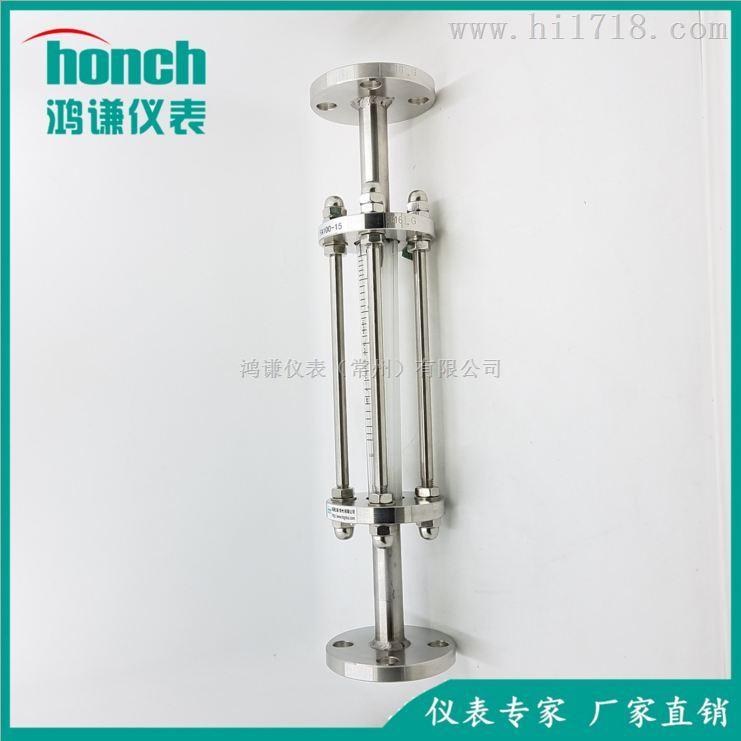 玻璃转子流量计,FA100-15,专业生产,拉杆式玻璃转子流量计,鸿谦