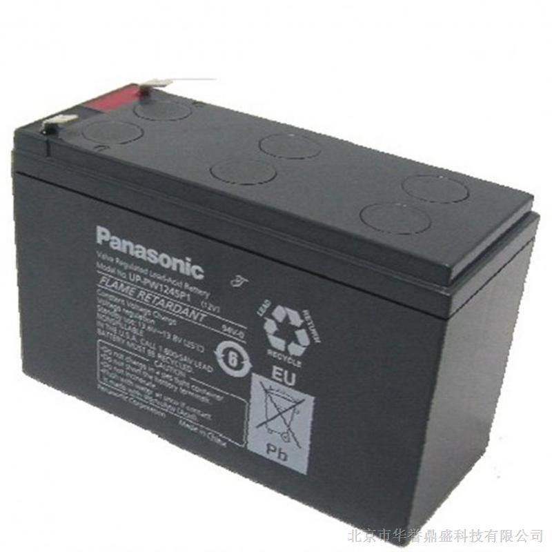 LC-QA12110  松下蓄电池 参数、报价 经销批发