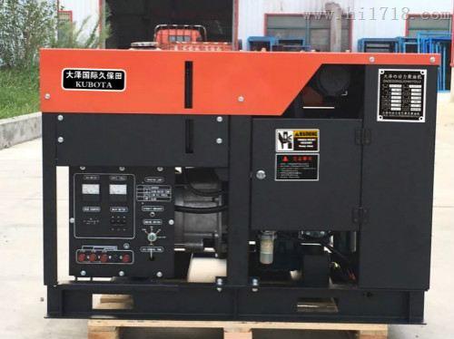 车载船载10kw柴油发电机