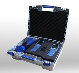专业全频段电磁辐射测量仪套装 EMF1 (1kHz-6GHz)
