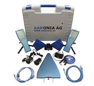 安诺尼专业全频段电磁辐射测量仪套装 EMF5 (1Hz-9.4GHz)