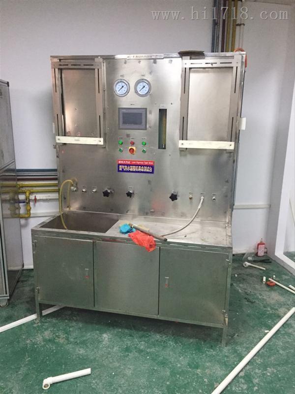燃气热水器整机老化寿命试验台