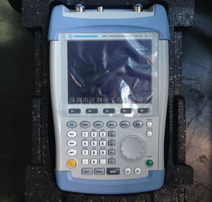 出售FSH3/3G手持频谱仪  二手FSH3 FSH3