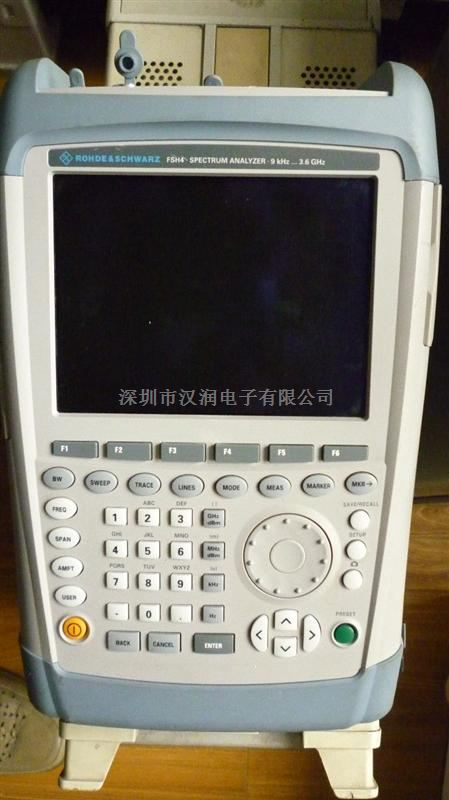 FSH4 出售前置放大 3.6G手持频谱分析仪 FSH4