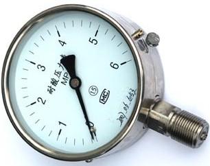 YNTZ-150型电阻远传耐震压力表