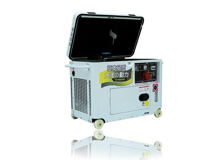 大泽15kw柴油发电机价格