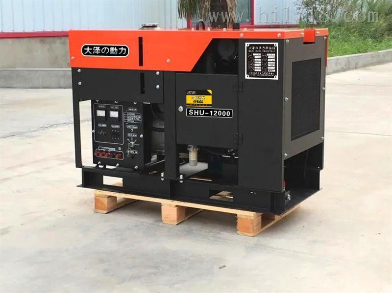隆巴蒂尼12kw柴油发电机价格