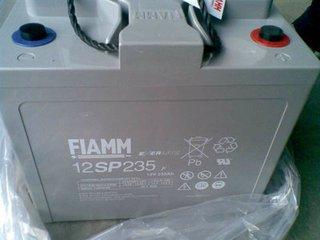 FIAMM 非凡蓄电池12SP235报价规格