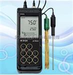 意大利哈纳HI9124便携式PH/温度测定仪【低价促销】