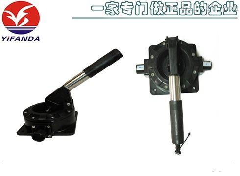 救生艇手压泵,手动排水泵,船用手摇压泵330280