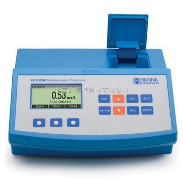 意大利哈纳COD多参数水质测定仪HI83224