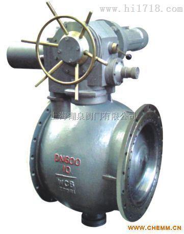 PBQ040H型号电动偏心半球阀
