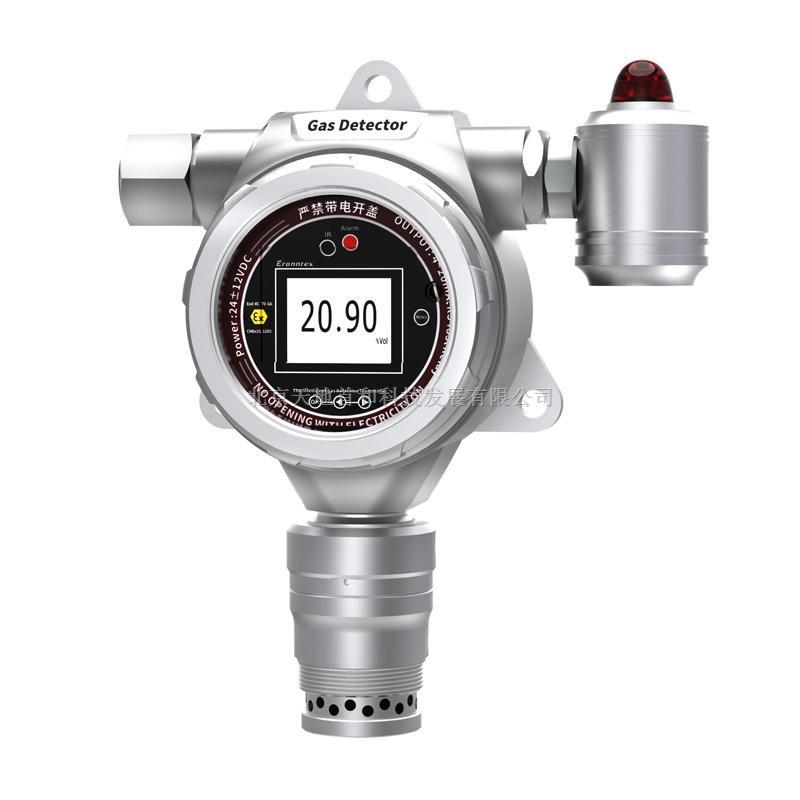 固定式红外SF6气体探测仪,流通式六氟化硫检测仪,在线式六氟化硫报警仪TD500S-SF6