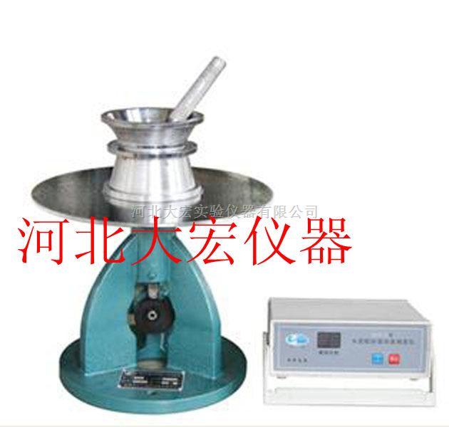 NLD-3水泥胶砂流动度测定仪 水泥流动度测定仪 NLD-3水泥胶砂流动度测定仪