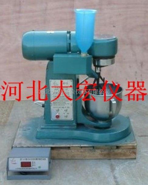 JJ-5水泥胶砂搅拌机 胶砂搅拌机 JJ-5水泥胶砂搅拌机