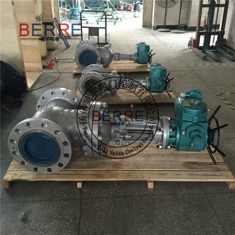 【厂家直销】普通开关型铸钢电动闸阀