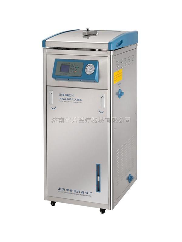 申安压力蒸汽灭菌器LDZM-60KCS-Ⅱ上海申安高压灭菌锅  质优特供