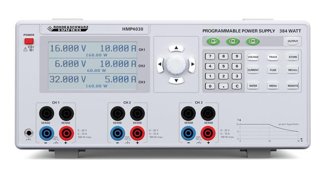 直流稳压电源HMP4040
