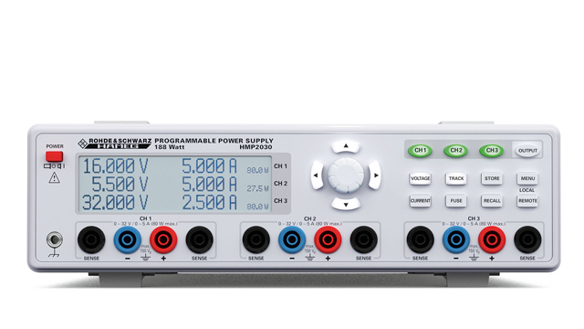 188线性直流电源HMP2030HAMEG