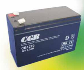 CGB电源蓄电池CB1212厂家授权价格
