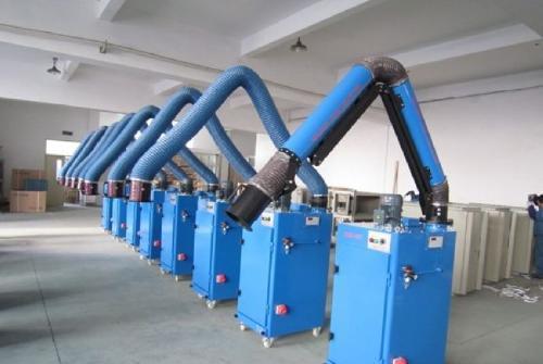 焊烟除尘器,焊接烟尘除尘器, 焊烟除尘器生产厂家
