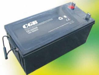 CB122000ACGB密封铅酸蓄电池12V200AH代理