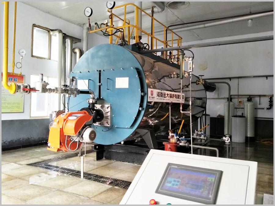 10吨天然气锅炉价格