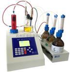 卡尔费休滴定法水分测定仪AKF-1B