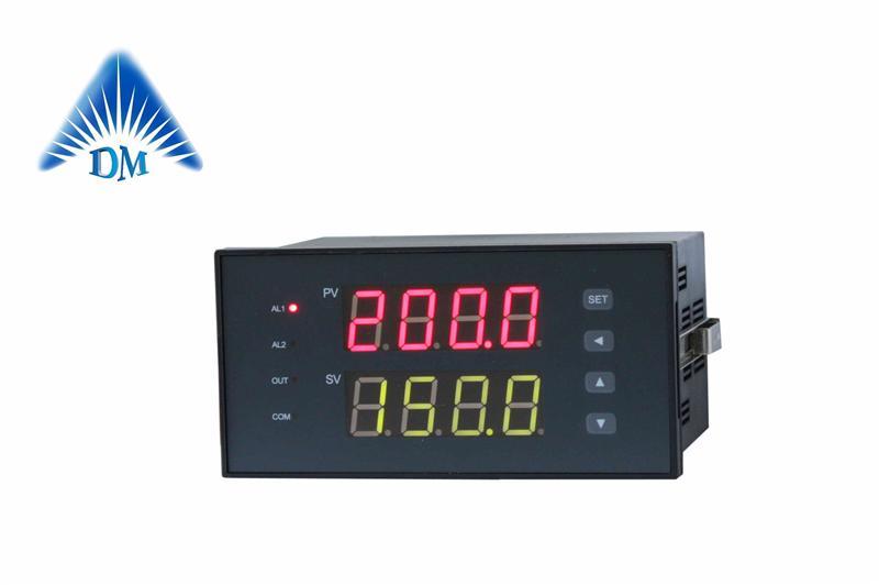 智能数显测控仪DM-1100,万能输入调节仪制造商 带RS485通讯 4-20mA变送输出博敏特成都