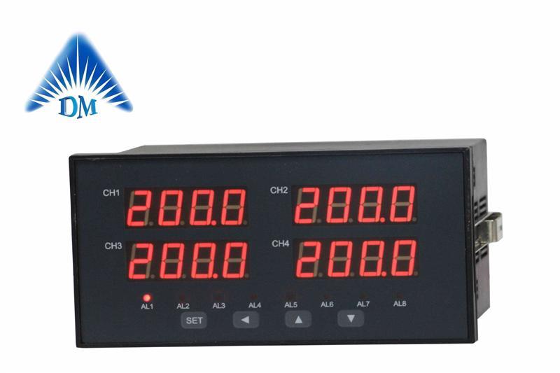 智能多路平均值运算仪 DM8100 博敏特成都输入4-20mA 0-5V PT100热电偶