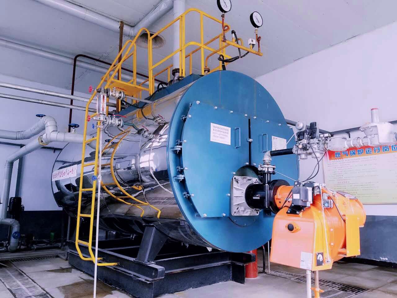 4吨燃气锅炉,4吨天然气锅炉