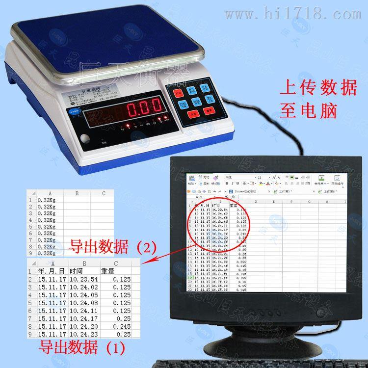 连接计算机/电脑/PLC电子秤多少钱现货促销