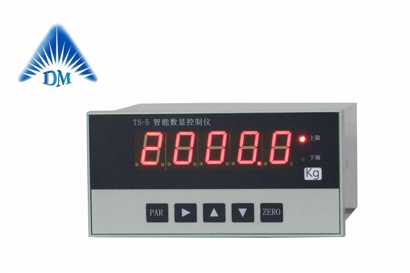 TS-5智能数显控制仪,制造商智能数显控制仪,博敏特成都【称重显示调节仪】