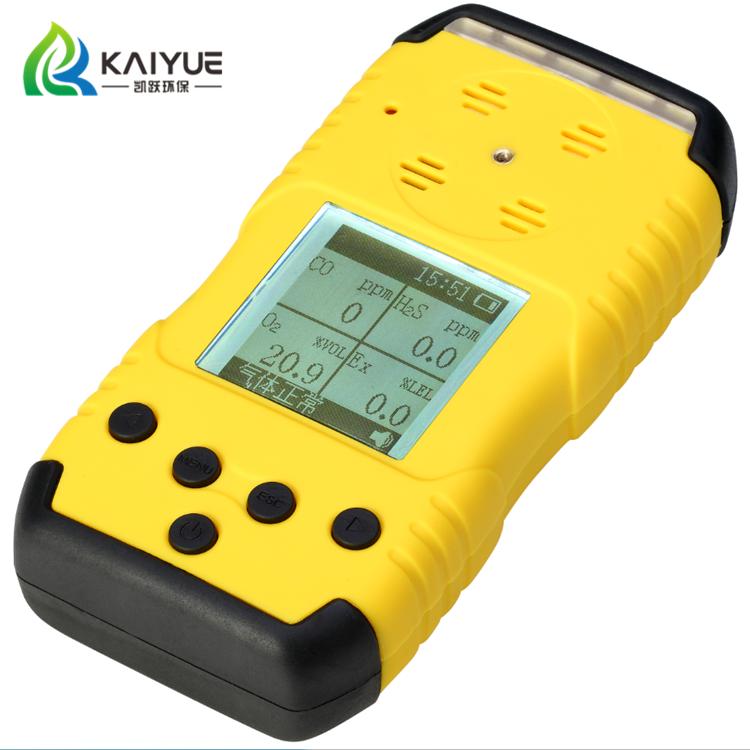 凯跃JY-1200型扩散式可燃气体分析仪
