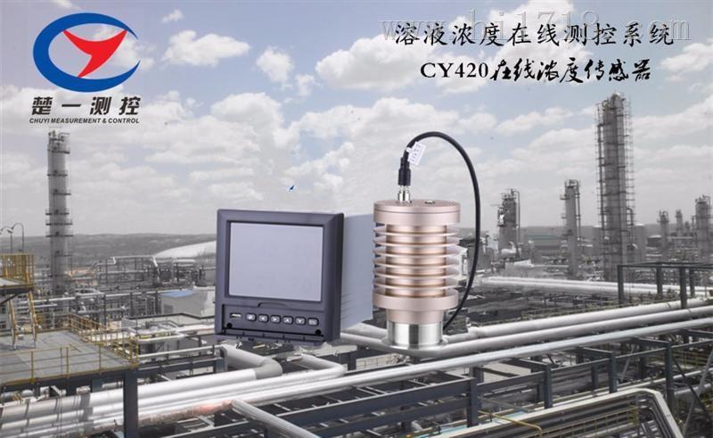 楚一测控CY-RI型在线折光仪