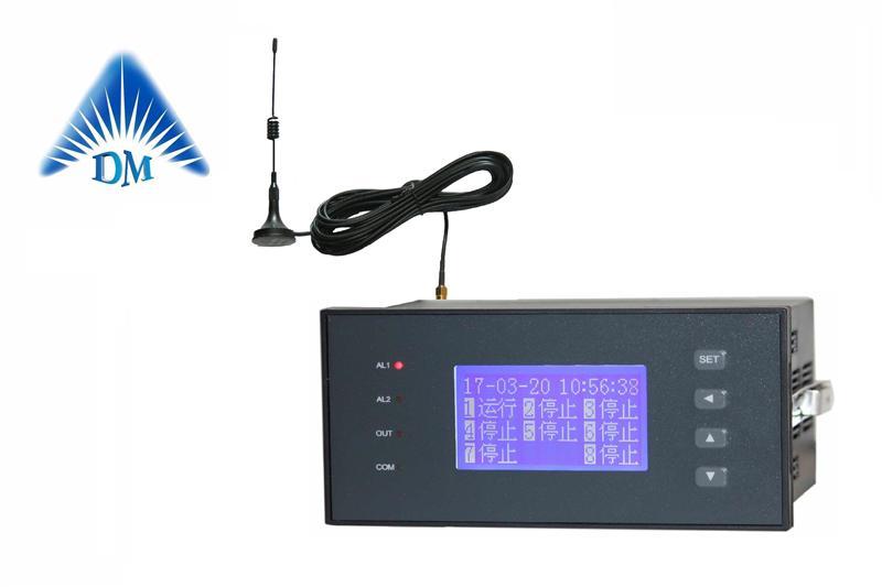 无线设备运行时间记录仪 DM-1096,八通道无线设备开关机时间记录仪制造商 博敏特成都